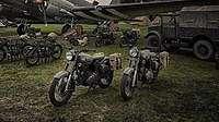 Sejarah Royal Enfield Saat Perang Dunia ke-II
