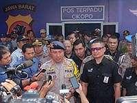 Telkom Pasok 'Amunisi' Buat Polisi Pantau Arus Mudik