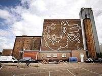 3 Dekade Tersembunyi, Mural Keith Haring Ternyata Ada di Amsterdam