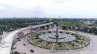 Uji Coba LRT Palembang Dimulai Maret