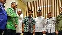 PPP Serahkan Surat Rekomendasi Dukungan ke Ridwan Kamil-Uu