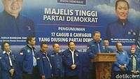 SBY: Saya Dengar Khofifah Sudah Ajukan Pengunduran Diri ke Presiden