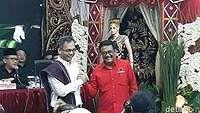 Mega Tunjuk Sihar Sitorus Jadi Pendamping Djarot di Pilgub Sumut
