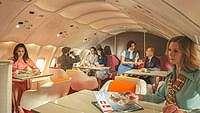 Rindu Terbang Mewah Ala Tahun 1970-an? Kamu Harus Coba ke Sini