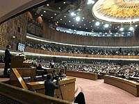 Setelah Sukarno, Jokowi Presiden RI Kedua Bicara di Parlemen Pakistan