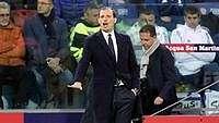 Allegri Jawab Rumor Bakal Menuju Madrid atau Chelsea