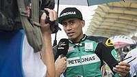 Pebalap Malaysia Gantikan Jonas Folger di Tech3?