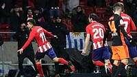 Atletico Susah Payah Kalahkan Valencia