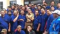 Sandiaga Harap RPHU Tingkatkan Kesejahteraan Pasukan 'Kwek-Kwek'