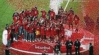 Liverpool-nya Klopp Lebih Oke Dibanding Skuat Juara 2005