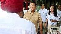 Cerita Prabowo yang Sedih Ajudan Terbaiknya Tewas Tertembak Brimob