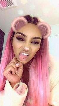 Rambut Kim Kardashian Kini Berwarna Pink, Yay or Nay?