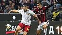 Head to Head Roma vs Milan