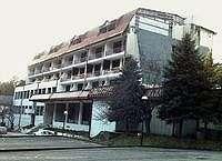 Kisah Duka Hotel Bekas Penyiksaan Penduduk Muslim di Bosnia