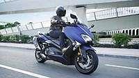 Yamaha TMAX SX Sport Edition, Skutik Bongsor Bergaya Sporty