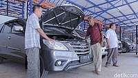 Ganjil Genal di Tol Bekasi Malah Dongkrak Penjualan Mobil Bekas