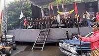 Pencinta Peugeot Protes Ada Acara Gilas Mobil di Solo