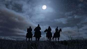 Red Dead Redemption 2 Lepas 10 Screenshot Terbaru
