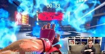 Mode First Person Street Fighter II Switch Terlihat Mengecewakan?