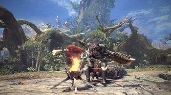 Monster Hunter World Juga Tuju PC!