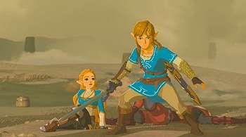 Legend of Zelda: Breath of the Wild Rilis 3 Trailer Baru