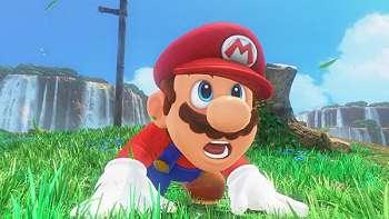 3 Hari Rilis, Super Mario Odyssey Terjual 2 Juta Kopi