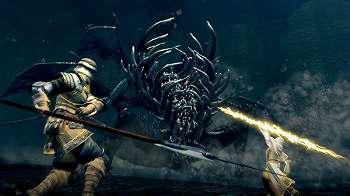 Spesifikasi PC untuk Dark Souls: Remastered