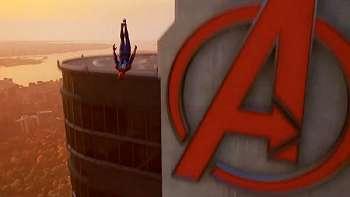 Trailer Baru Marvel   s Spider-Man Unjuk Avengers Tower