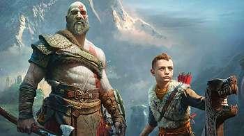 Anak Kratos Tidak Akan Bisa Mati di Gameplay God of War