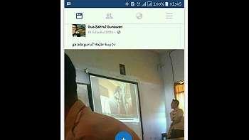 Beredar Foto Siswa Nonton Video Porno via Proyektor di Kelas