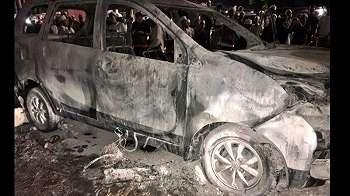 FPI Sebut Mobil Terbakar di Cawang itu Teror, Ini Kata Polisi