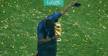 Prancis Juara Dunia, Paul Pogba Malah Ejek Inggris yang Bikin Ngakak