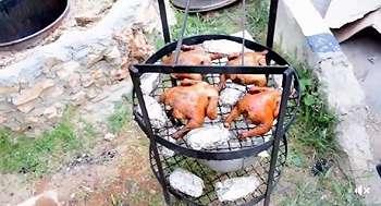 Ayam Pendem, Cara Terbaru Membuat Ayam Bakar