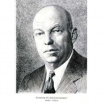 Penemu Gelombang FM - Edwin Howard Armstrong