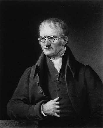 Penemu Teori Atom - John Dalton