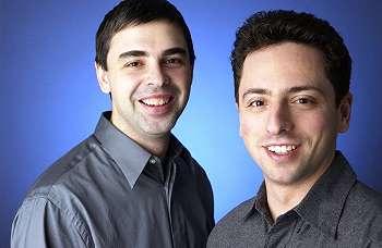 Penemu Google - Larry Page dan Sergey Brin