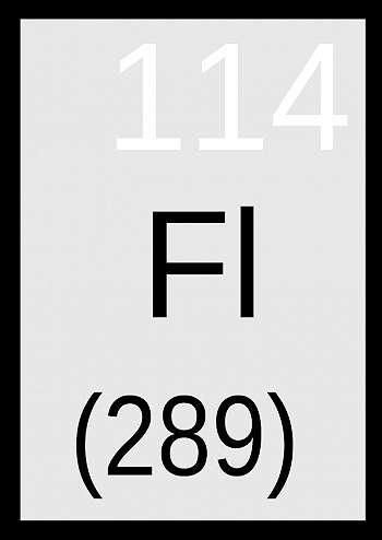 Apa itu Flerovium (sebelumnya bernama Ununquadium), Berikut Ini Penjelasannya