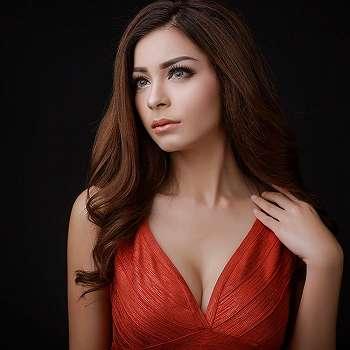 Sandra Olga Model Dan Presenter Cantik Photoshoot