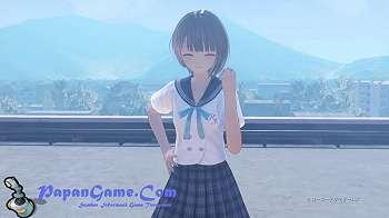 Hinako Shirai, Karakter Utama Game Blue Reflection Diperkenalkan Lewat Sebuah Trailer