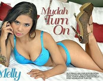 Melly Gress Magazine