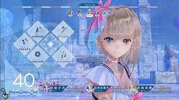 Gameplay Blue Reflection Akhirnya Terungkap!