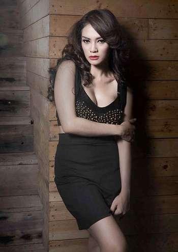 Koleksi Foto Foto Sexy Masayu Anastasia Male Magazine