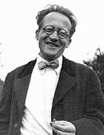 Penemu Teori Mekanika Gelombang - Erwin Schrodinger
