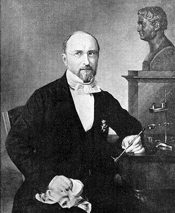 Penemu Lantanum, Terbium, Erbium - Carl Gustaf Mosander