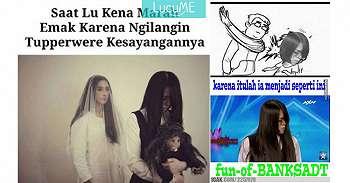 8 Meme Kocak 'The Sacred Riana' yang Nggak Ada Serem-seremnya