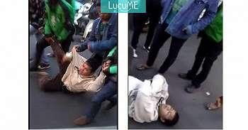 Pria Ini Ingin Bunuh Diri di Tengah Jalan, Pemotor: 'Di Sini Mah Nggak Asik Matinya!'