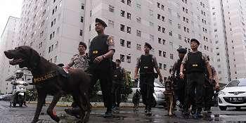 Polisi Kembali Ungkap Prostitusi di Kalibata City, Semalam Rp 2,8 juta
