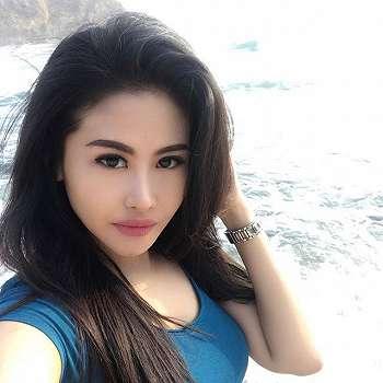 Ria Winata Seksi Selfie Cantik Dj
