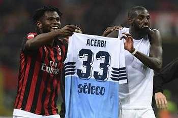 AC Milan Rayakan Kemenangan atas Lazio Secara Kontroversial