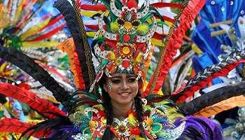 Festival Rakyat Erau di Tenggarong Diikuti Delapan Negara Sahabat